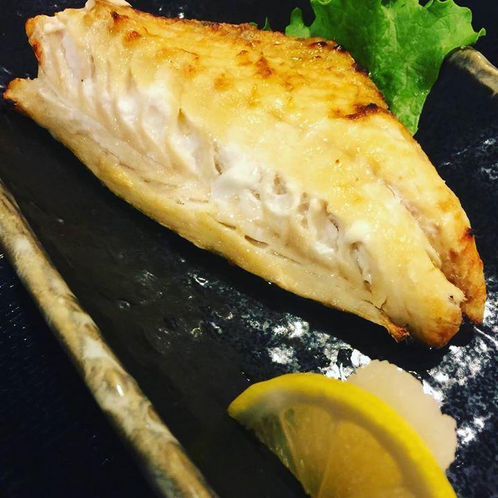 皆さん、お魚食べてますか?刺身では無くて焼き魚です( ´ ▽ ` )ノ