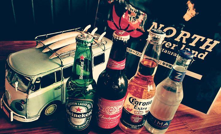 ビールで乾杯🍻