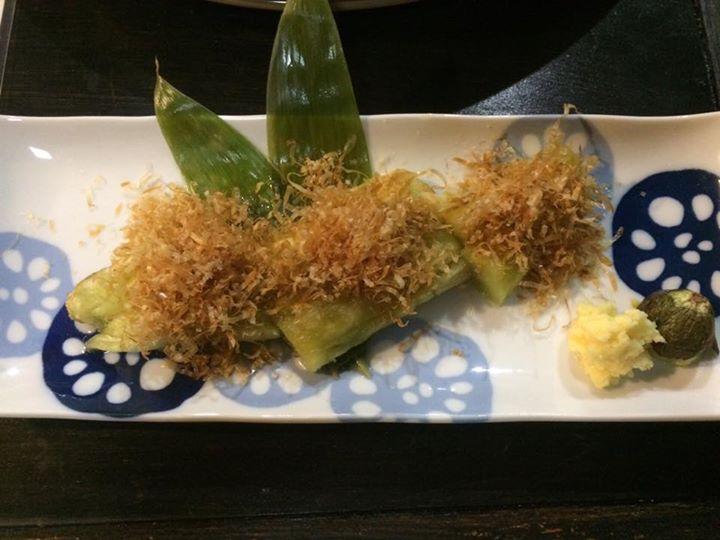 夏野菜のひとつ、ナスの美味しい季節です。