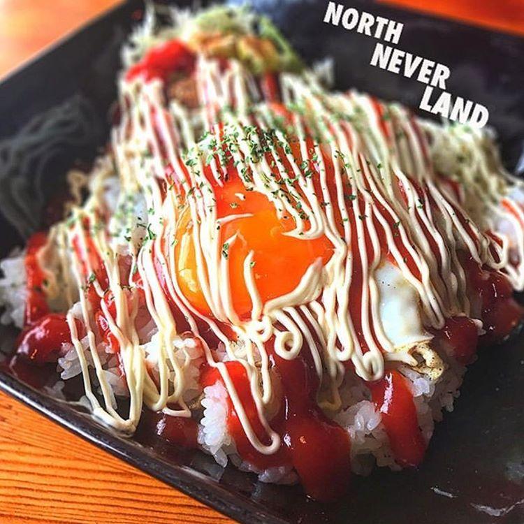 #八戸市 #下長 #レストラン #ランチ #ディナー #ロコモコ丼